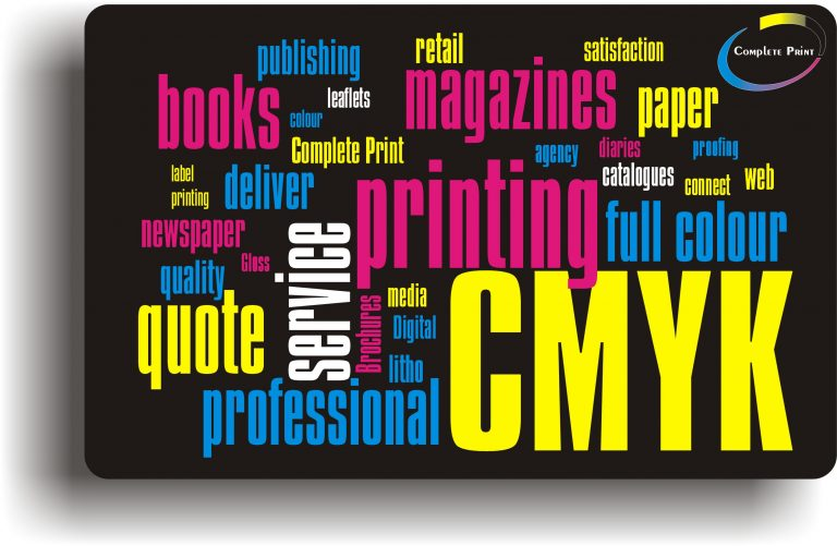Infographic Printing Methods and Types
