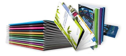 printed catalogues