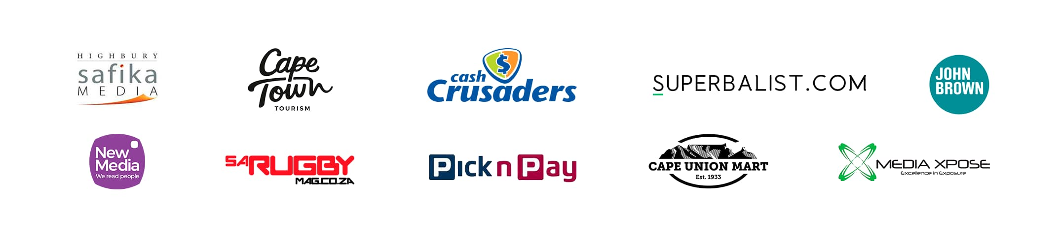 Image of client logos